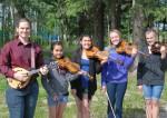 Seven Fiddlesworth: live music