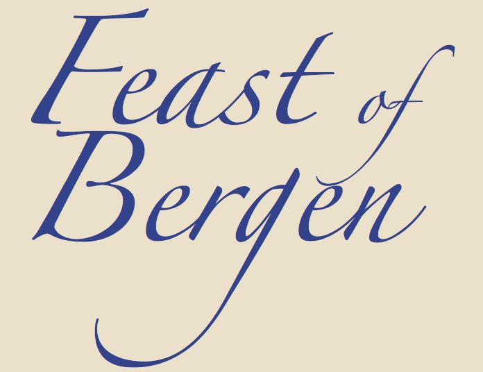 Feast of Bergen text