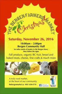 bergen-farmers-christmas-market-poster-2016