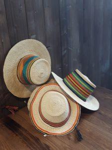 Eight Gracies hats